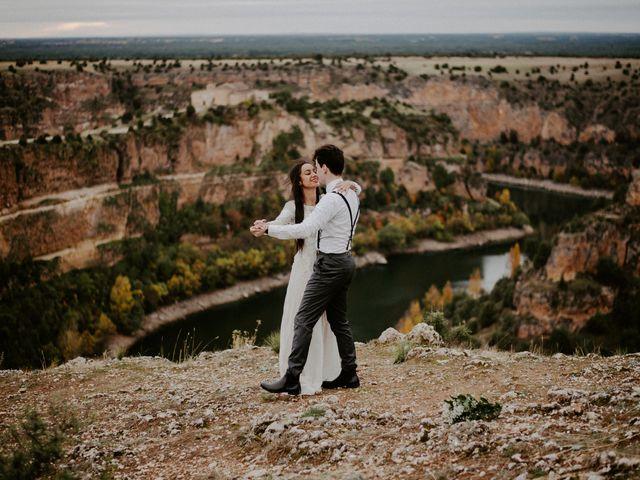 La boda de Mat y Lua en Segovia, Segovia 40