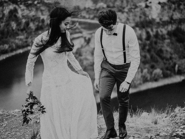 La boda de Mat y Lua en Segovia, Segovia 44