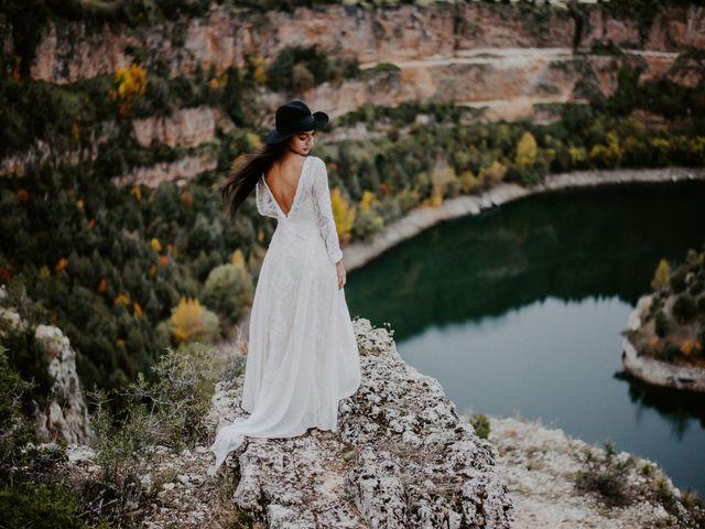 La boda de Mat y Lua en Segovia, Segovia 51