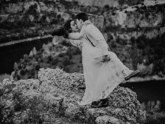 La boda de Mat y Lua en Segovia, Segovia 57