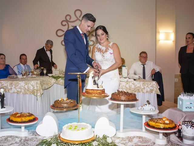 La boda de Nazaret y Adrián en San Fernando, Cádiz 31