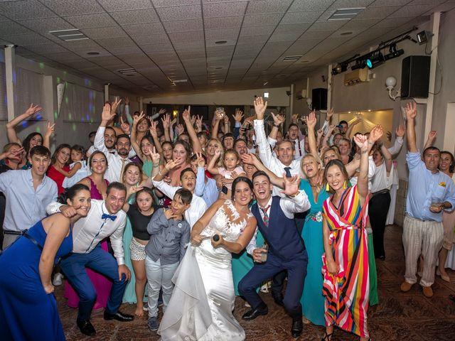 La boda de Nazaret y Adrián en San Fernando, Cádiz 34