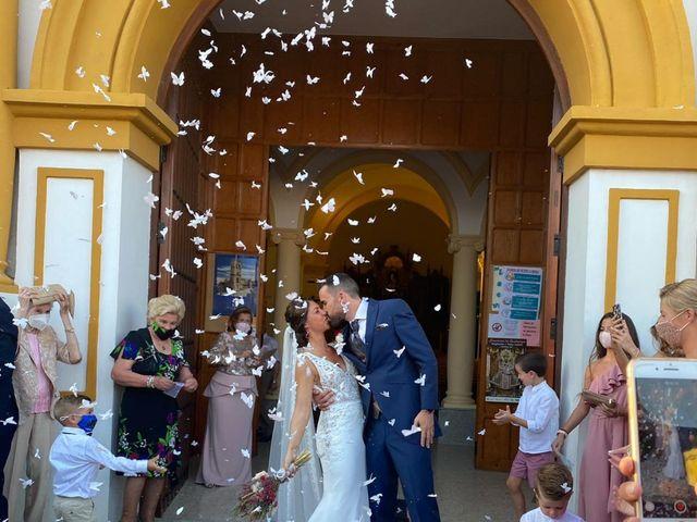 La boda de Desirée  y Sergio en Badajoz, Badajoz 1