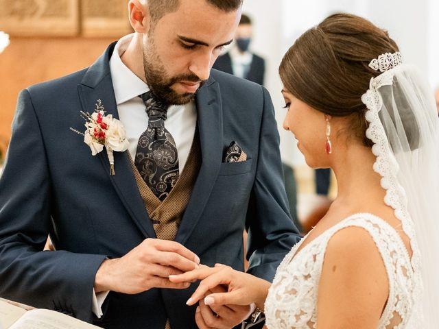 La boda de Desirée  y Sergio en Badajoz, Badajoz 7