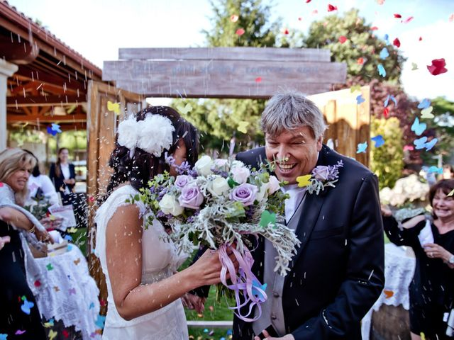 La boda de Eric y Conchi en Boiro (Boiro), A Coruña 7