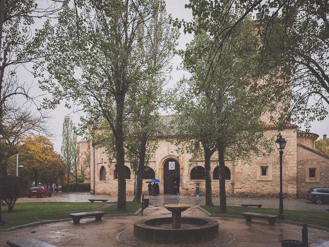 La boda de Pedro y Carolina en Segovia, Segovia 27