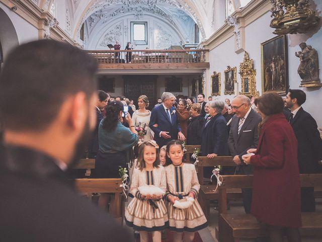 La boda de Pedro y Carolina en Segovia, Segovia 31