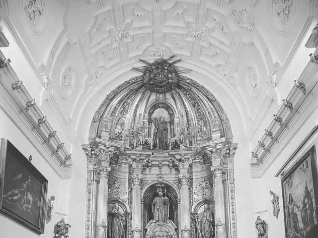 La boda de Pedro y Carolina en Segovia, Segovia 33