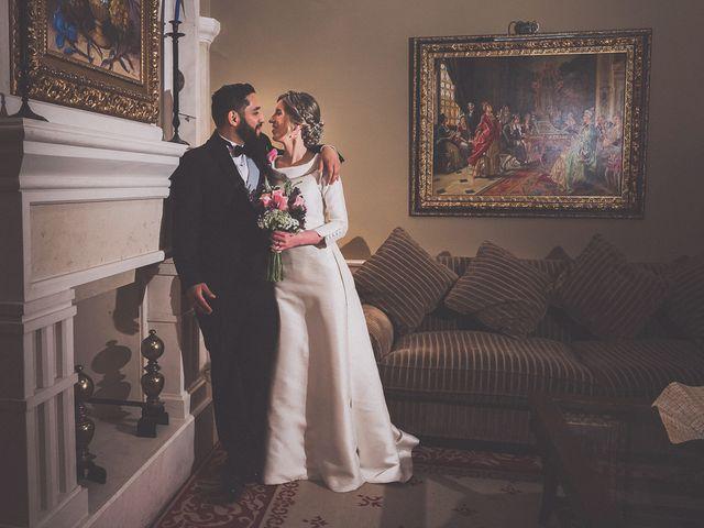 La boda de Pedro y Carolina en Segovia, Segovia 35
