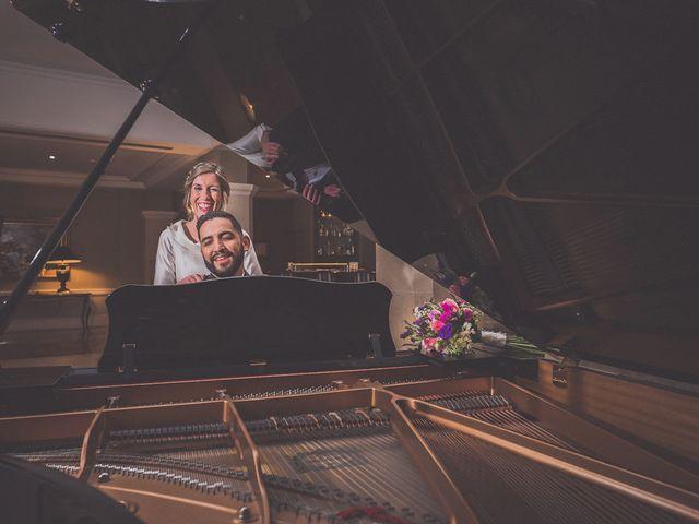 La boda de Pedro y Carolina en Segovia, Segovia 38