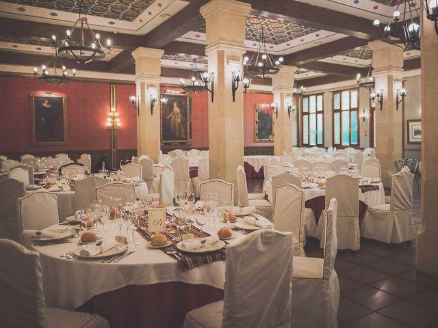 La boda de Pedro y Carolina en Segovia, Segovia 44