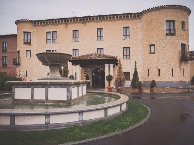 La boda de Pedro y Carolina en Segovia, Segovia 49