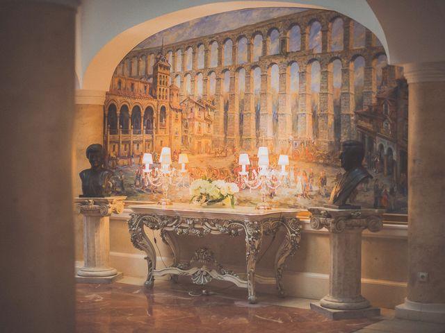 La boda de Pedro y Carolina en Segovia, Segovia 51