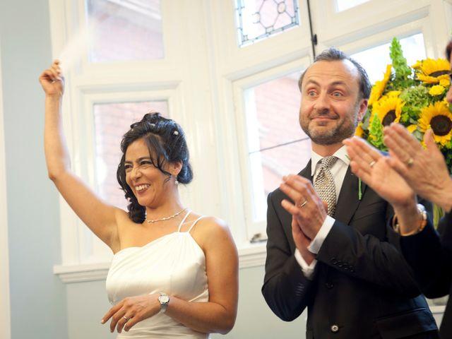 La boda de Erika y Michael