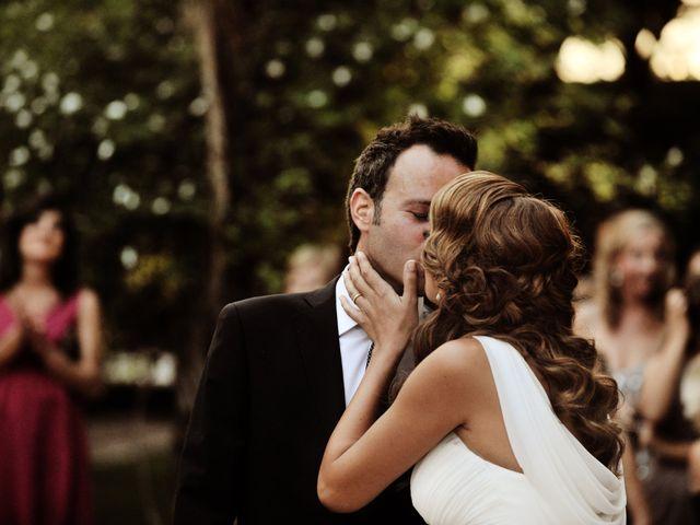 La boda de Aurora y Vicente