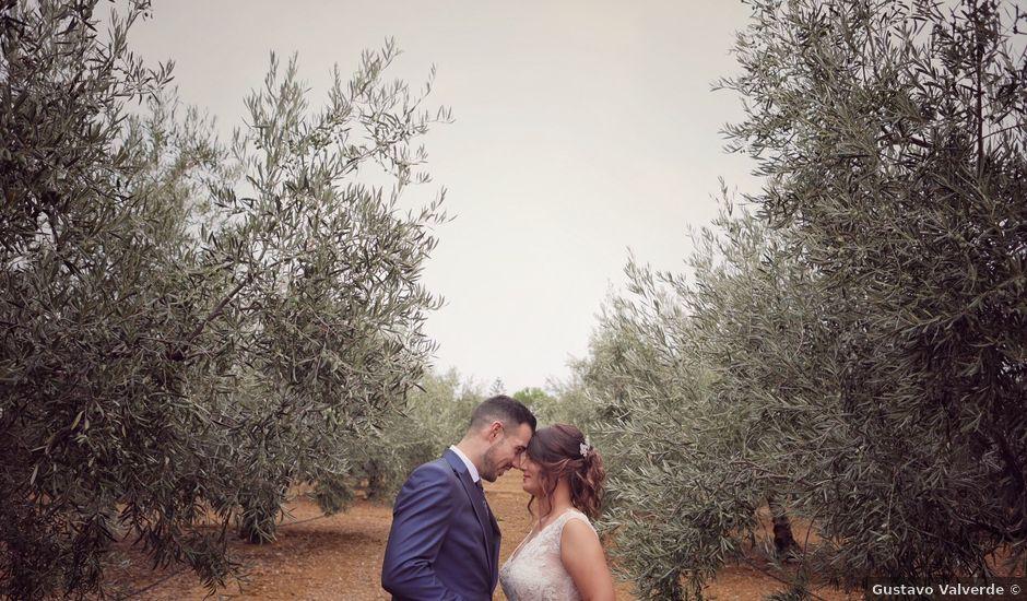 La boda de Manuel y Sandra en Alora, Málaga
