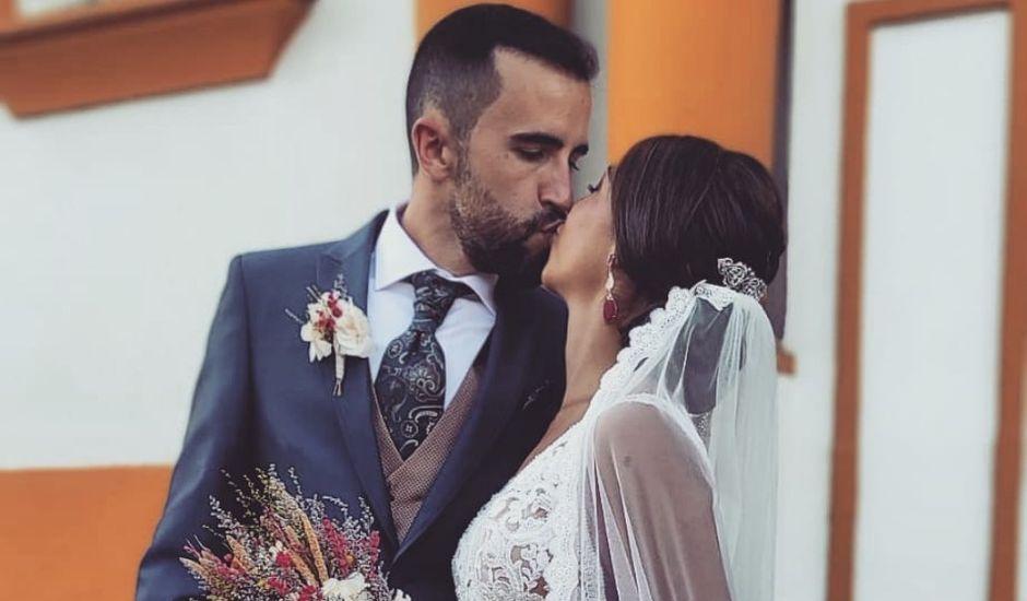 La boda de Desirée  y Sergio en Badajoz, Badajoz