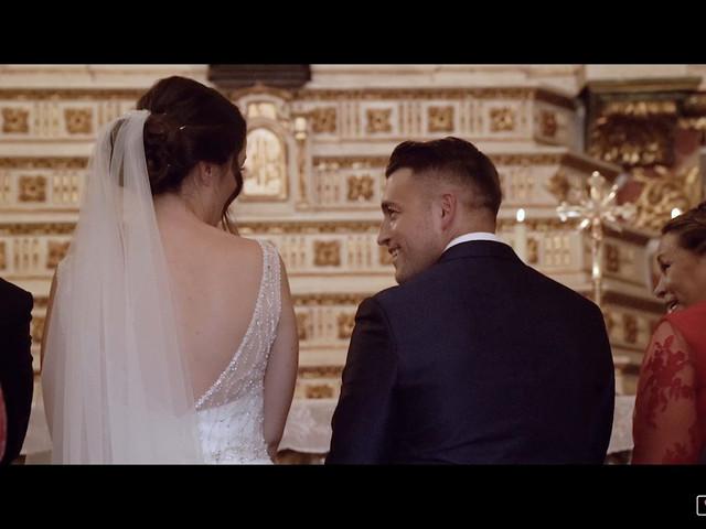 La boda de Lidia y Israel en Illescas, Toledo 1