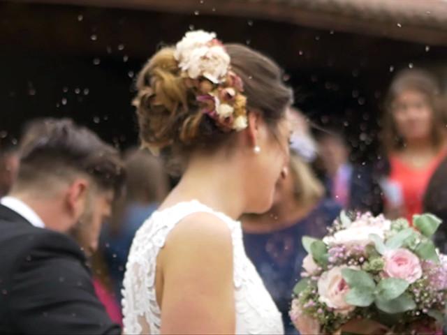 La boda de Andoni y Garazi en Quejana, Álava 1