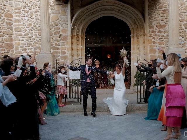 La boda de Silvia y Pablo en Mangiron, Madrid 1