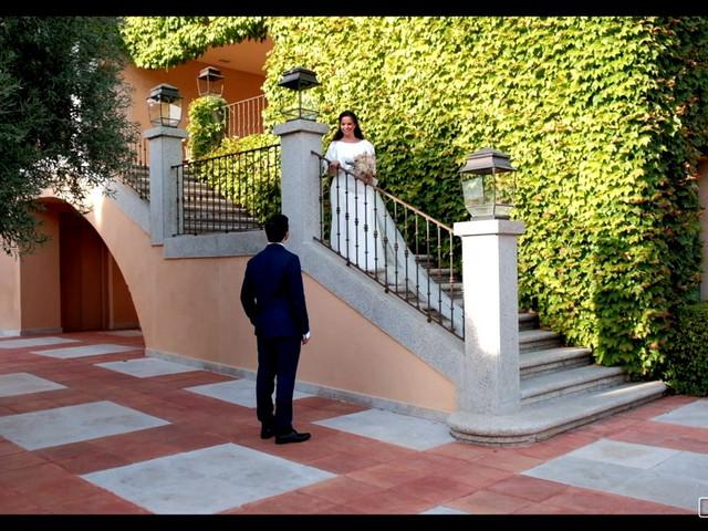 La boda de Juan y Beatriz en San Sebastian De Los Reyes, Madrid 1