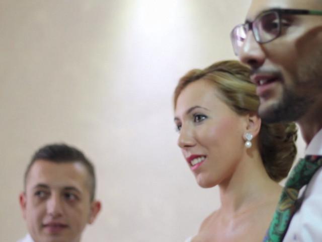 La boda de Juan A. y Mari en Moron De La Frontera, Sevilla 1