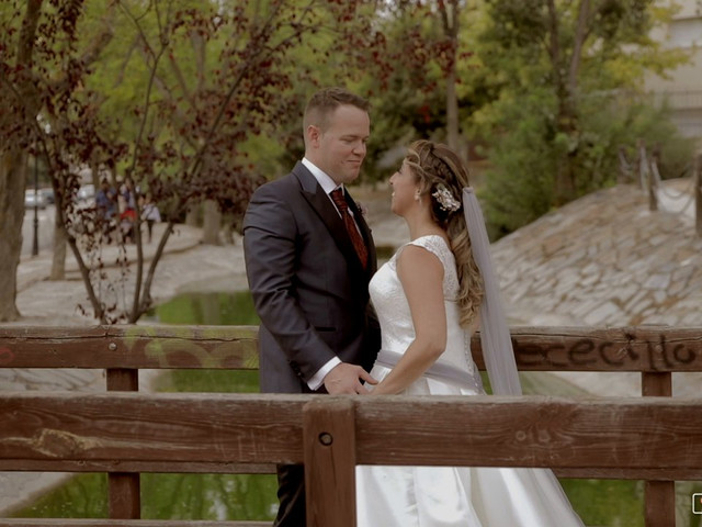 La boda de Pablo y Victoria en Cubas De La Sagra, Madrid 1