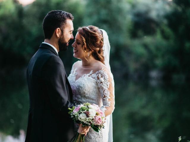 La boda de Salvador y Mónica en Calzada De Calatrava, Ciudad Real 1