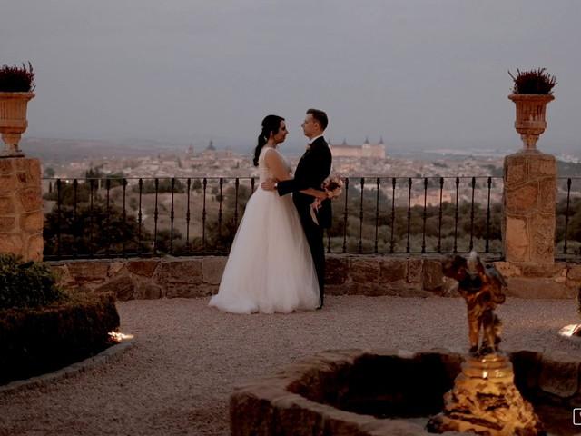 La boda de Mario y Idoia en Toledo, Toledo 1