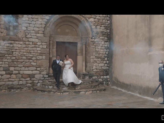 La boda de Dani y Marta en Abrera, Barcelona 1