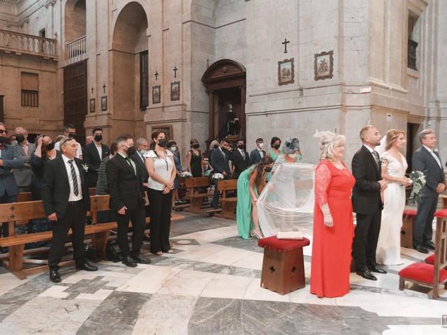 La boda de David y Noelia en Ciudad Rodrigo, Salamanca 1