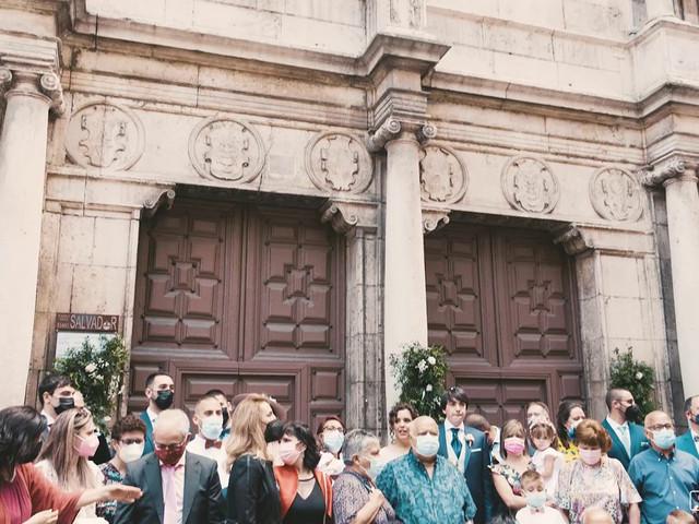 La boda de Julio y Sara en Villanubla, Valladolid 1