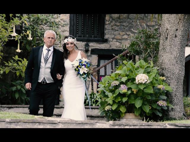 La boda de Isa y Asier en Villaescusa De Ebro, Cantabria 1