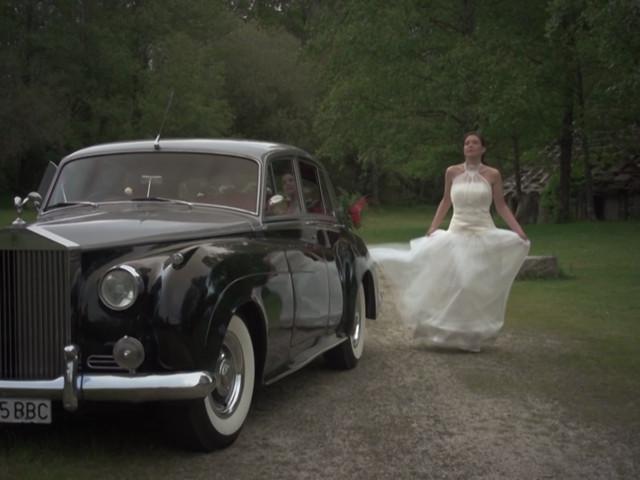 La boda de Iago y Noelia en Alfoz (Alfoz), Lugo 1