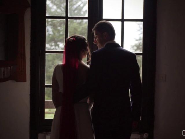 La boda de Xabi y Maialen en Hernani, Guipúzcoa 1