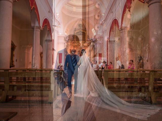 La boda de Jose Luis y Natalia en Guadamur, Toledo 1