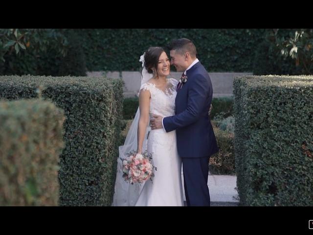 La boda de Jose Ángel y Raquel en Boadilla Del Monte, Madrid 1