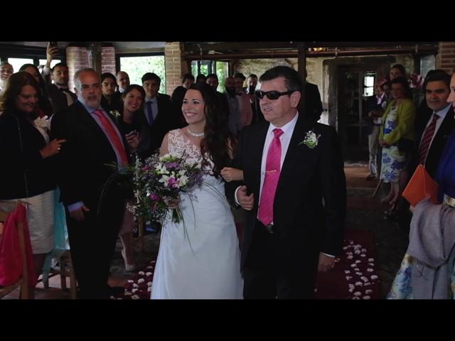 La boda de Jorge y Alba en Pinilla Del Valle, Madrid 1