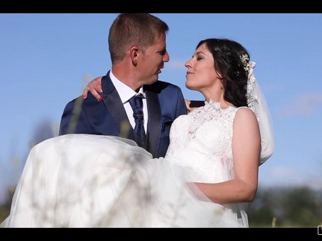 La boda de Javier y Laia en Malagon, Ciudad Real 1