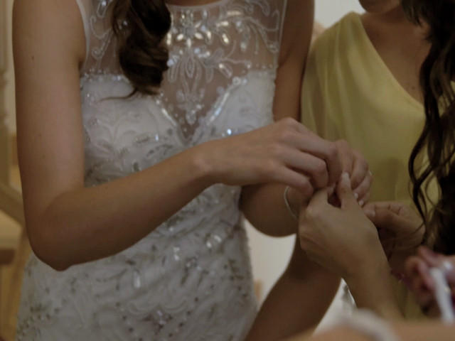 La boda de Gabriel y Laura en San Lorenzo De El Escorial, Madrid 1