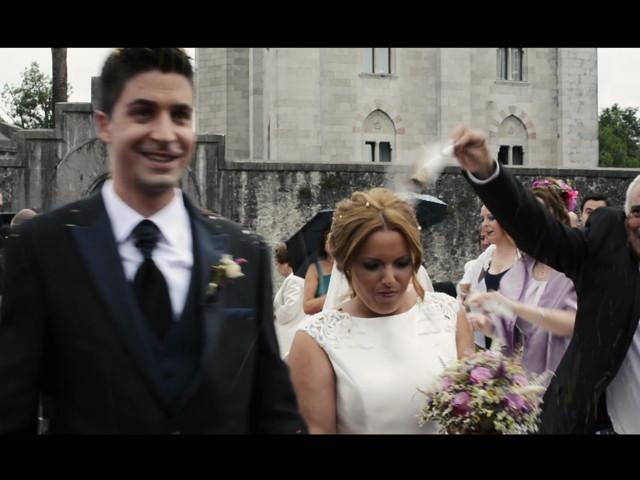 La boda de Jon y Maider en Gautegiz Arteaga, Vizcaya 1