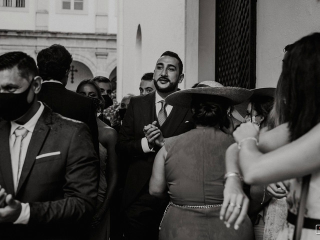 La boda de Adrián y Ángeles en El Puerto De Santa Maria, Cádiz 1