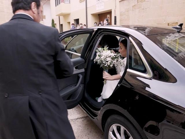 La boda de Lucas y Carlota en Casalarreina, La Rioja 1