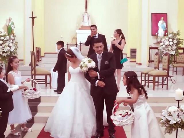 La boda de Sergio y Jessica en Madrid, Madrid 1