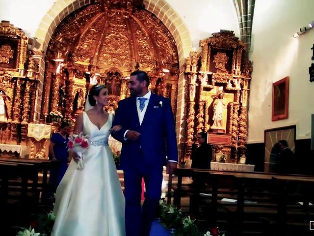 La boda de Roberto y Merche en Peraleda De La Mata, Cáceres 1