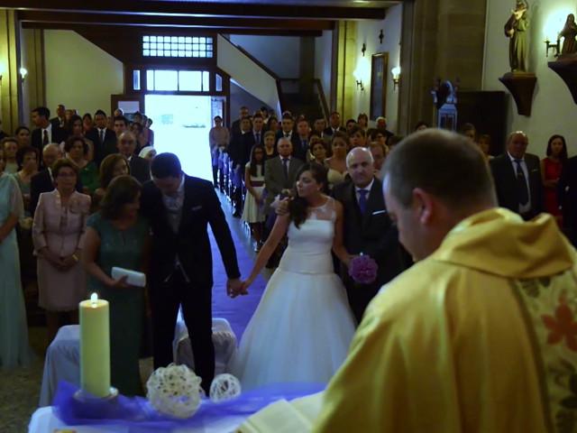La boda de Marcos y Alba en Lugo, Lugo 1