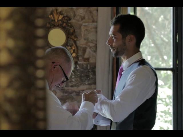 La boda de Sergio y Ana en Arbucies, Girona 1