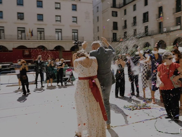 La boda de Jone y Selu en Catral, Alicante 1