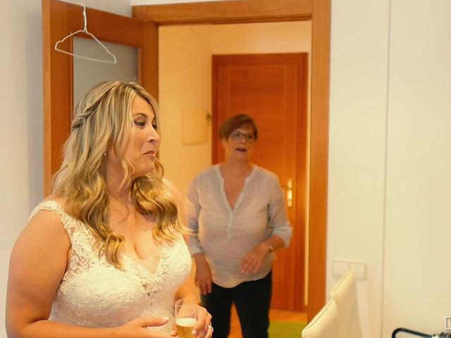 La boda de Xavi y Patricia en Calella, Barcelona 1