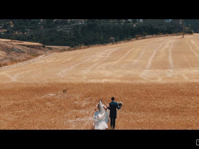 La boda de Juan y María en Segovia, Segovia 1